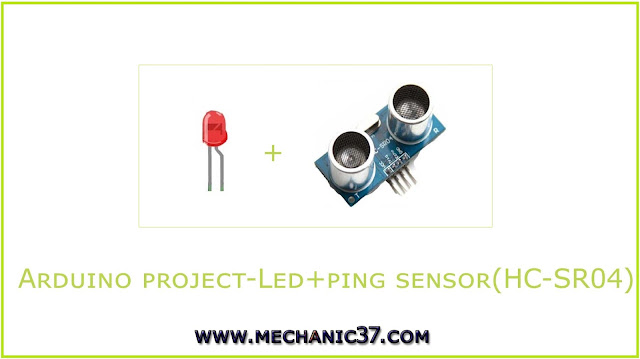 The Ultrasonic Sensor Hc-sr04 In Hindi