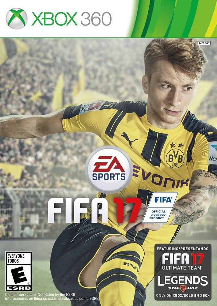 FIFA 17 ESPAÑOL XBOX 360 Descargar