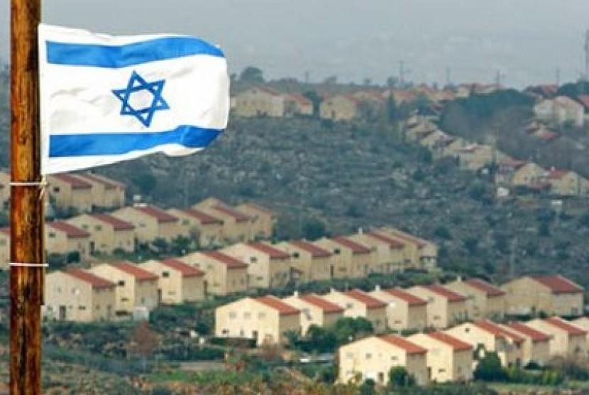 PBB: Permukiman Israel di Wilayah Palestina Ilegal