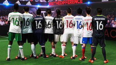 Adidas Euro 2016 Font