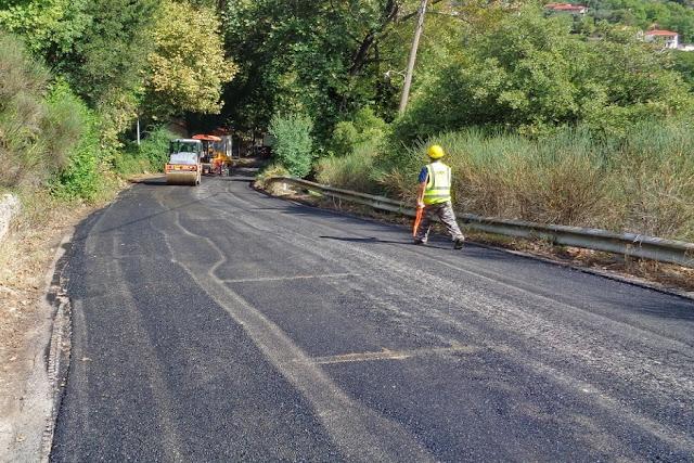 Θεσπρωτία: 405 χιλ. ευρώ για επαρχιακούς δρόμους στη Θεσπρωτία και κτηνοτροφικό δρόμο στην Κεστρίνη