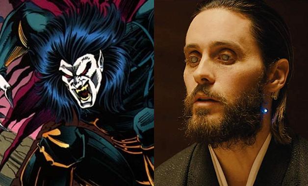 Morbius Set Photos >> Brothascomics First Look Morbius
