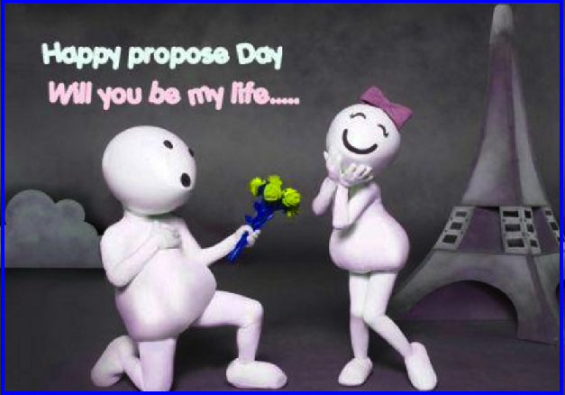 Funny Propose Day Images