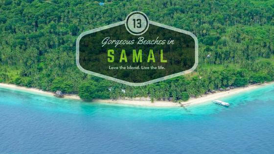 Beaches in Samal