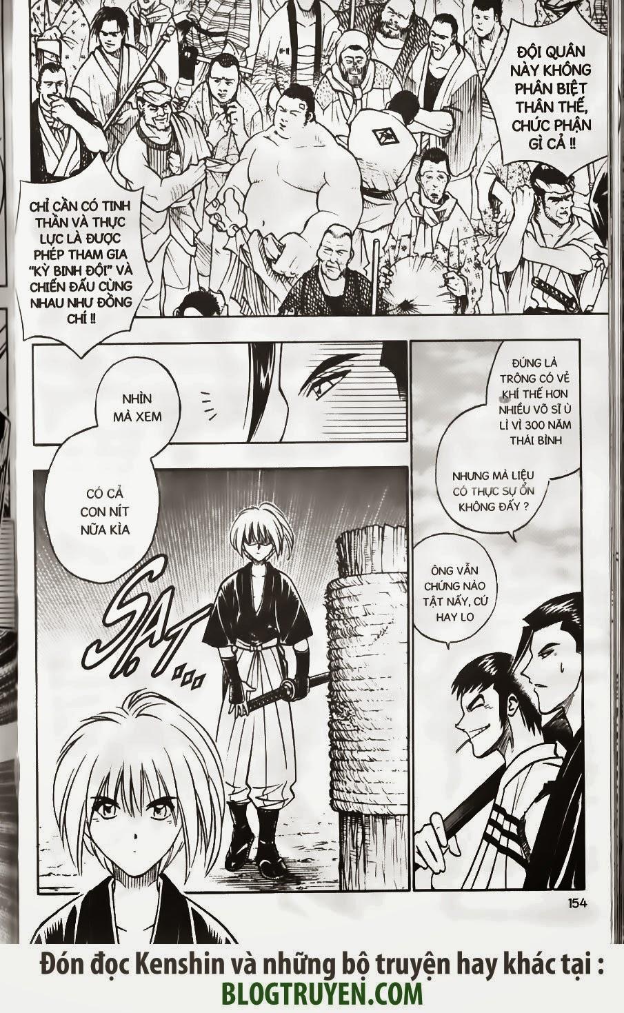 Rurouni Kenshin chap 166 trang 11