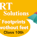 NCERT Solutions for Class 10th Footprints without Feet