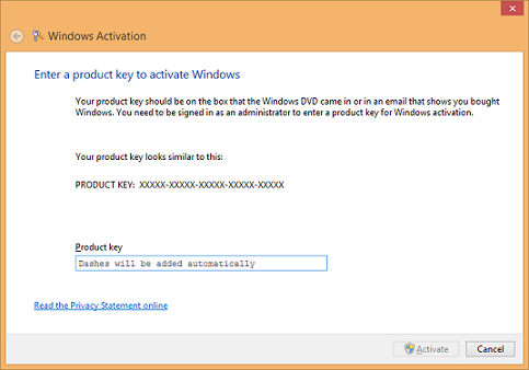 windows 8 serial keygen and crack