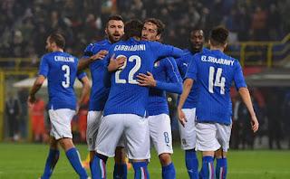 Prediksi Italia vs Macedonia