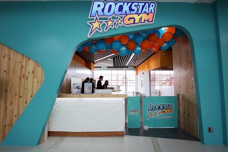 RockStar Gym Kids & Teens Tempat Cungkil Semua Bakat Anak-anak !