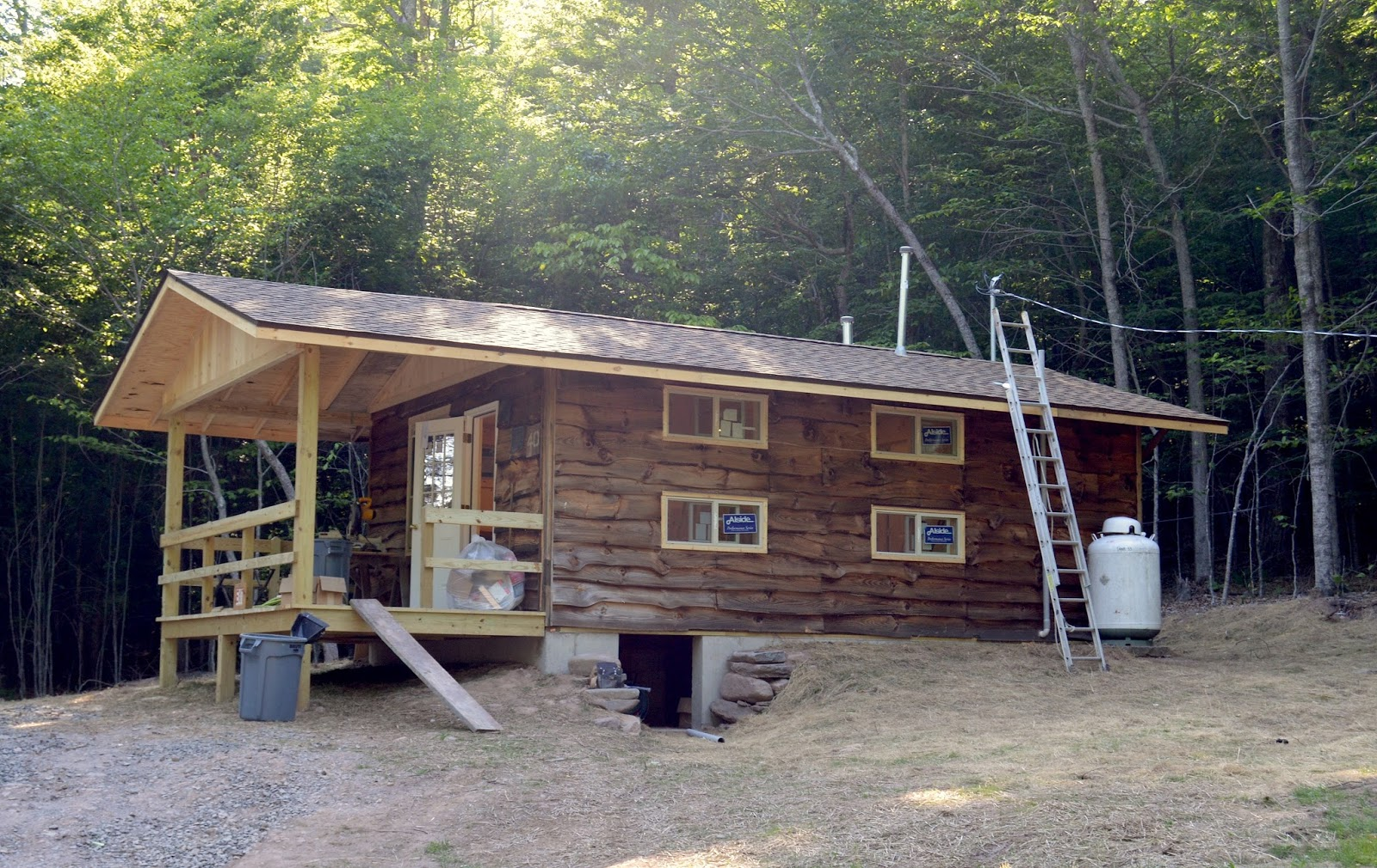 Al S Frost Valley Alumni Blog Newly Renovated Cabins In The 30s