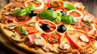 Пицца. Рецепты, советы, начинки, интересности http://eda.parafraz.space/