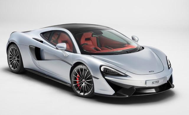 2017 McLaren 570GT Sport Specs Redesign Price Review Release Date