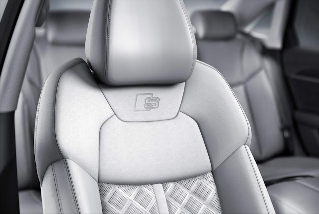Novo Audi A8 2018