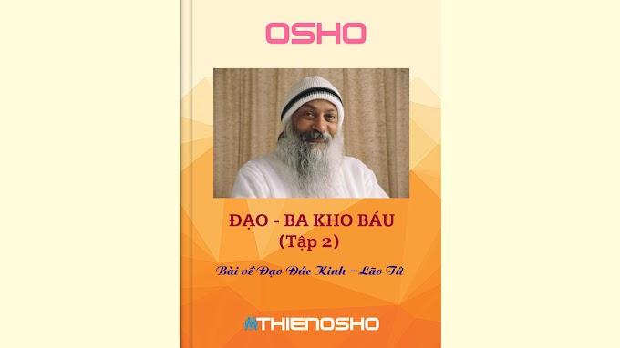 Chương 10. Mọi Phật đều làm giàu cho vũ trụ - Osho