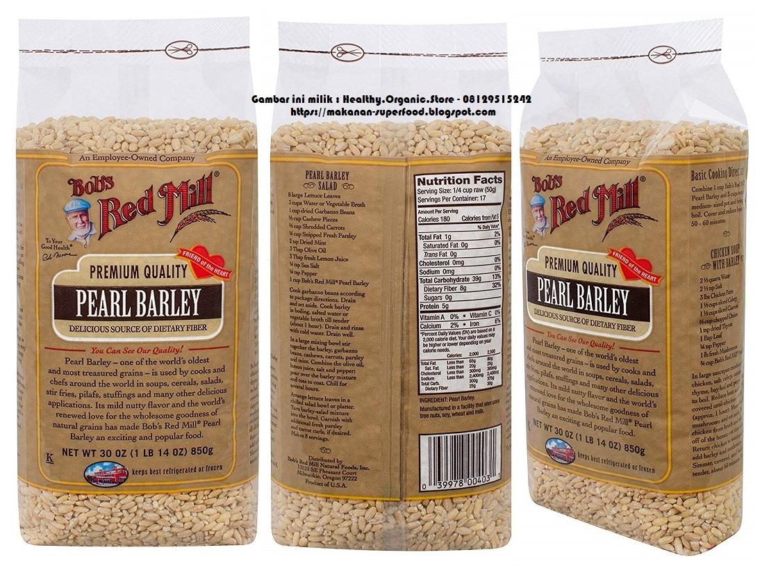 20 Manfaat Barley untuk Kesehatan