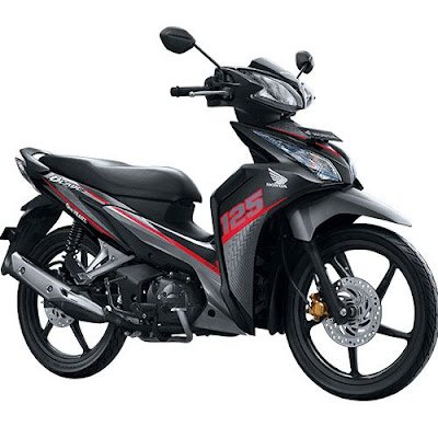 Honda Blade 125 FI R Winning Red