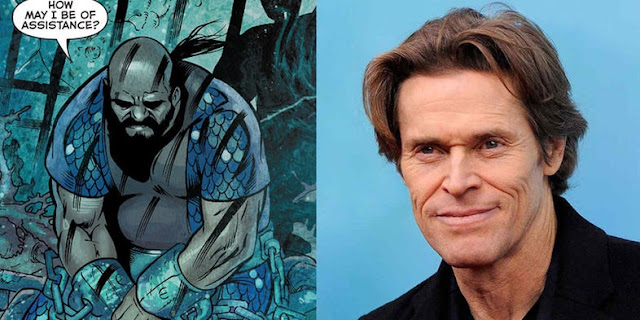 willem dafoe vulko justice league