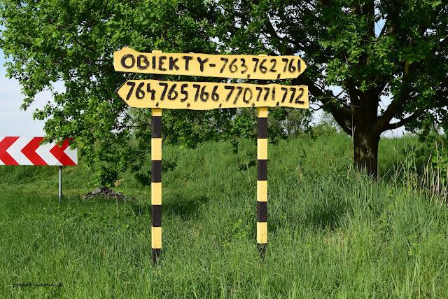 Droga so Skansenu Czerwieńsk