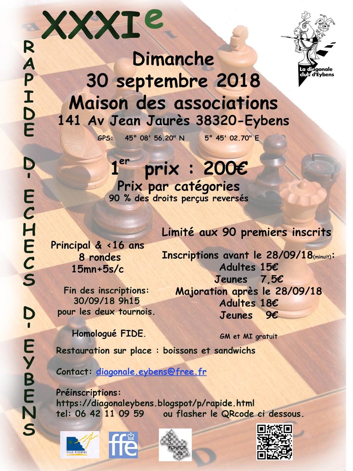 XXXIᵉ Rapide d'Eybens @ Maison des Associations