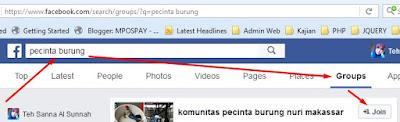 Cara Aman Posting di Facebook
