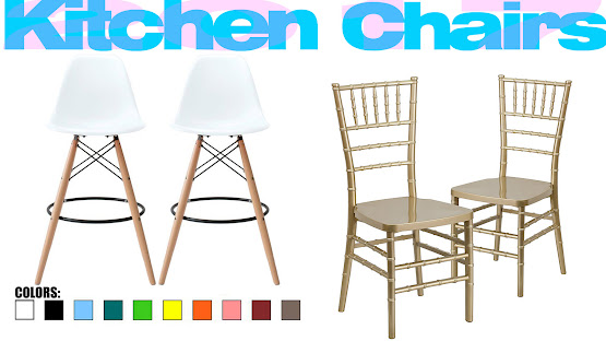 Top 10 Kitchen Chairs 2017 Design Crafts Com