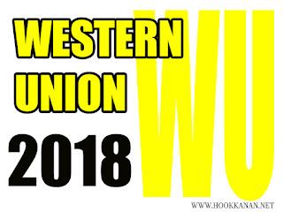 Cara terbaru mencairkan pembayaran adsense via western union 2018