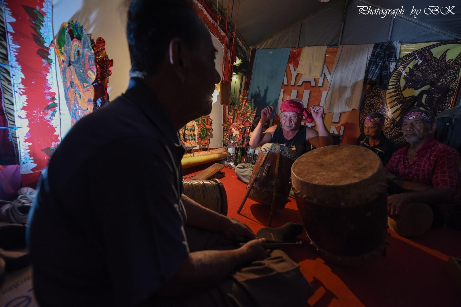 Wayang Kulit : The Shadow Play of Kelantan   BK Photography