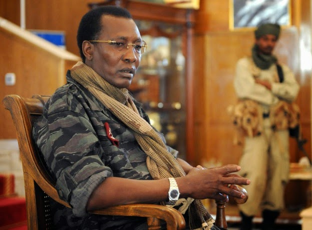 Idriss Deby of Chad dispatches troops to capture Nigeria's Baga without GEJ's permission