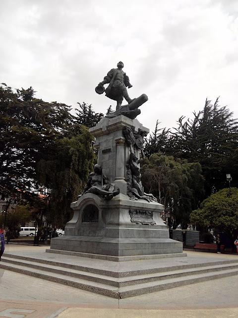 Hernando de Magallanes Punta Arenas