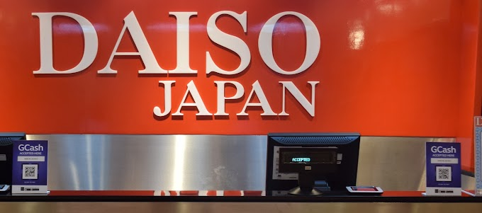 GCash Scan to Pay Now Accepted at Daiso Japan Outlets Nationwide