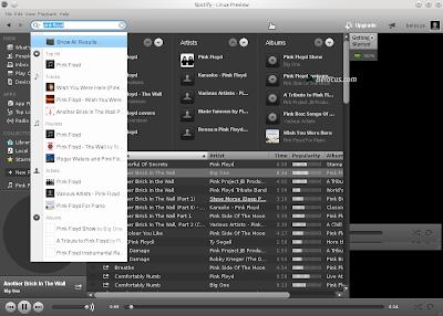 Sukses Install Spotify Musik Online di Kubuntu/Ubuntu 12 10