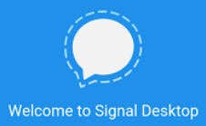 Signal Desktop 1.7.1 2018 Free Download