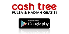 download aplikasi cashtree melalui link berikut dan dapatkan cash sebesar 1000