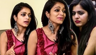 Actress Janani Iyer Interview