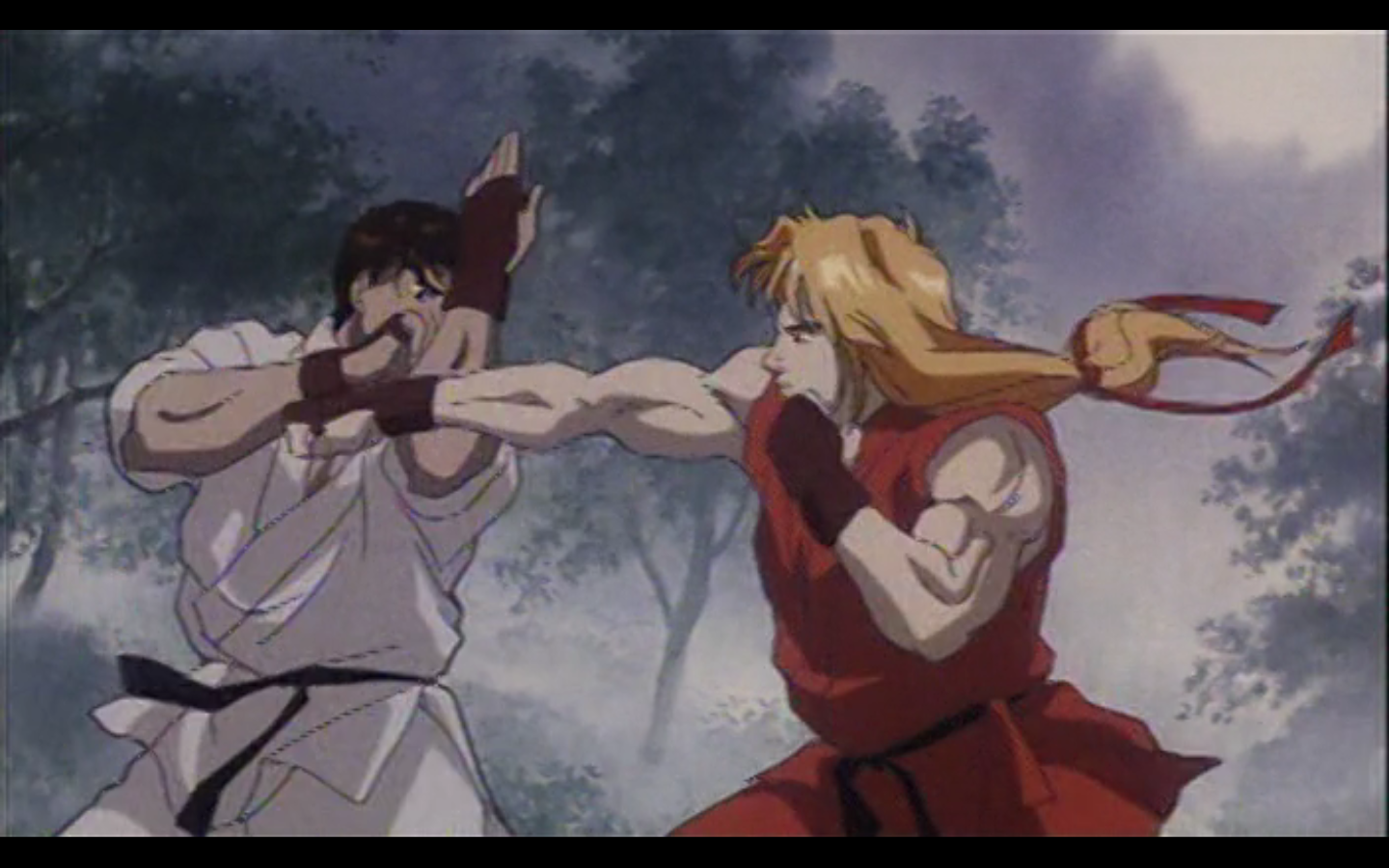 Episode 37 Street Fighter Ii The Animated Movie