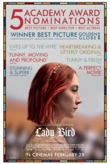 Film Lady Bird 2018 (Hollywood)