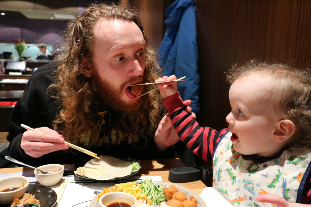 Wagamama: Toddler chopsticks