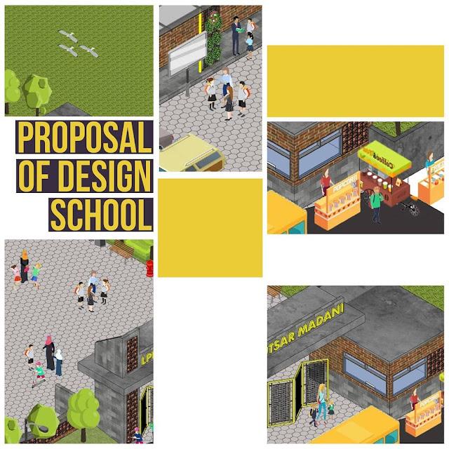 ELEMENTARY SCHOOL (PROPOSAL DESIGN)