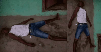 Man kills himself after taking huge amount of gin and Tramadol.