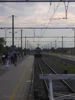 gare,knokke,train