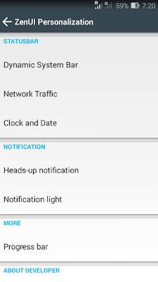 Asus Zenfone Lillipop Rom From Flare S3 Quad Screenshots