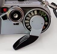 mode dial Canon AE-1