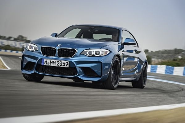 P90199693 lowRes the new bmw m2 10 20 BMW M2 Coupe : Ένα εργοστασιακό drift car BMW, BMW 2002 turbo, BMW M2, BMW M2 Coupé, COUPE