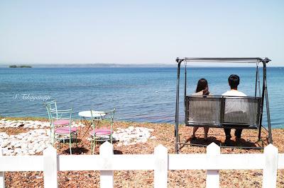 能登島 日本の風景 海とオルゴール イルカ
