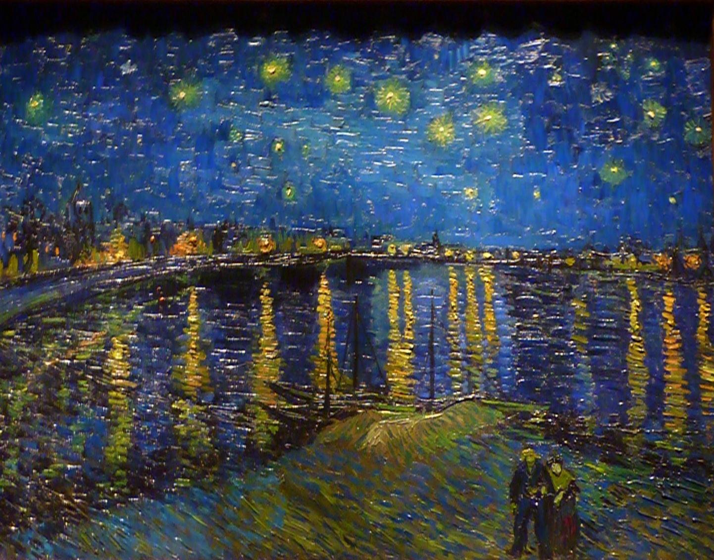 Starry Night Design Blog Journal Art Movement