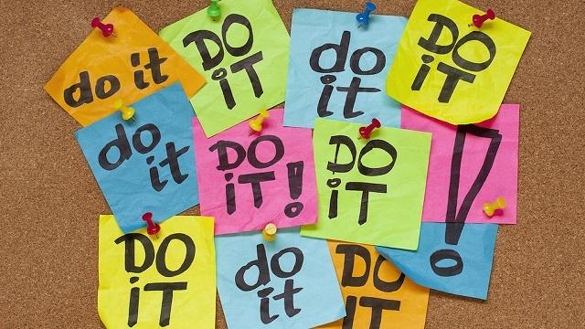 Lakukan apa yang menjadi kewajibanmu
