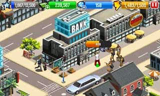 game gangstar city