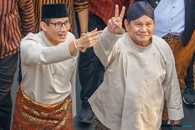 Markas Perjuangan Pindah ke Jateng, Prabowo-Sandi Punya Misi Khusus