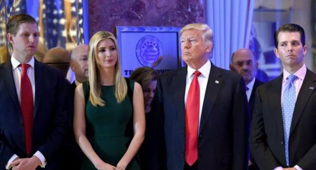 New York sues Trump Foundation, alleging 'extensive' lawbreaking