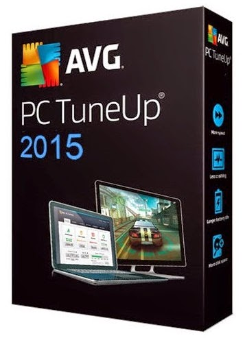 AVG PC Tuneup 2015 15.0.1001.238 + Crack/Key